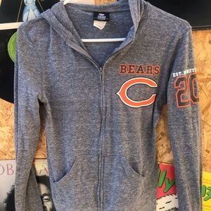 Women's Chicago bears hoodie sweater